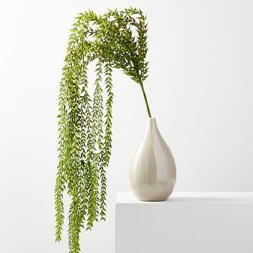 Faux Botanicals, Baker Fern - West Elm