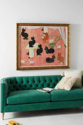 Cats Wall Art - Anthropologie
