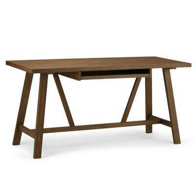 Vandeusen Solid Wood Desk - Birch Lane