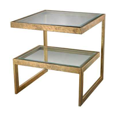 Spirgel End Table - Wayfair