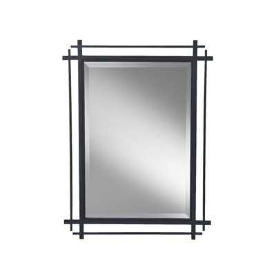 Yucca Valley Modern & Contemporary Beveled Accent Mirror - Birch Lane
