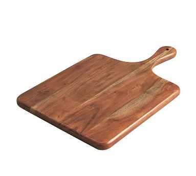 Chateau Wood Cheese Board, Small - Pottery Barn