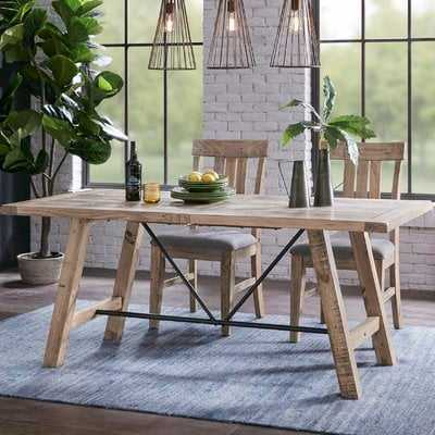 Maiorano Solid Wood Dining Table - Birch Lane
