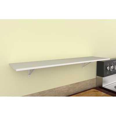 Wood Wall Shelf - Wayfair