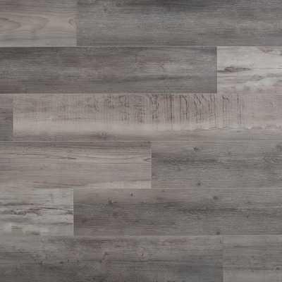 Helvetic Floors Emmen Pine 12mm Thick Laminate Flooring (14.33 sq. ft.), Light - Home Depot