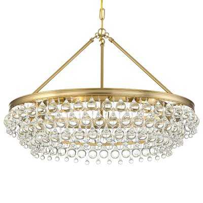 Whyalla 6-Light Crystal Chandelier - Wayfair