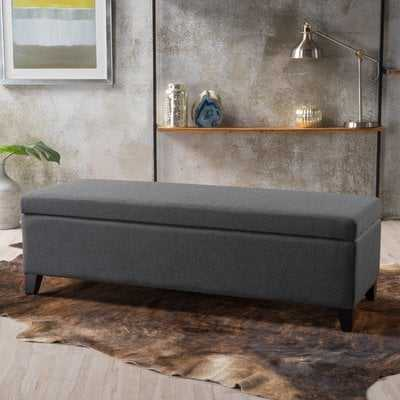 Overbey Storage Ottoman - Birch Lane