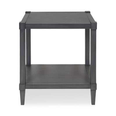Gretchen Wooden Side Accent End Table - Wayfair
