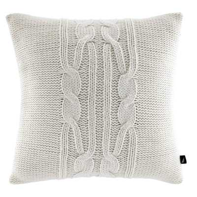 Seaward Cotton Throw Pillow - Birch Lane