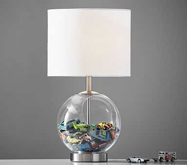 Acrylic Collectors Lamp - Pottery Barn Kids