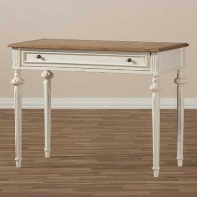 Rogero French Provincial Writing Desk - Wayfair