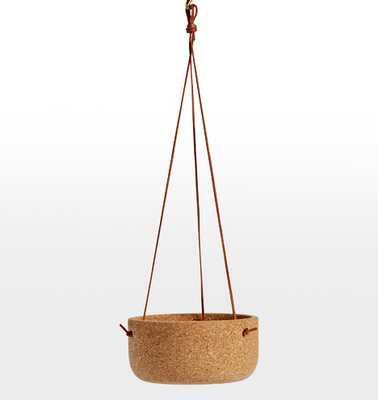 Hanging Modern Cork Planter - Rejuvenation