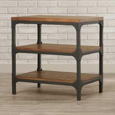 Tanner Chairside Table - Wayfair