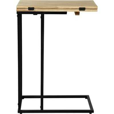 Harton Expandable End Table - Wayfair