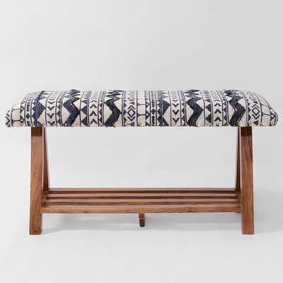Churchwell Upholstered Storage Bench - Wayfair