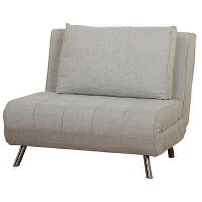 Light Gray Futon Chair - Wayfair