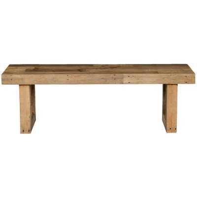 Abbey Wood Bench - Birch Lane