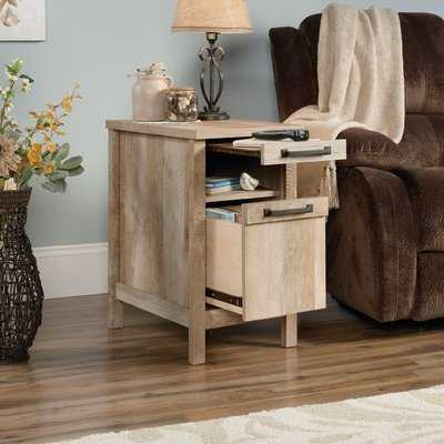 Tilden End Table With Storage - Wayfair