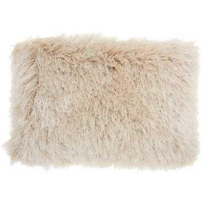 Bradly Shag Lumbar Pillow - AllModern
