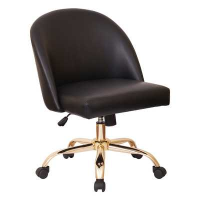 Mid-Back Desk Chair - Birch Lane