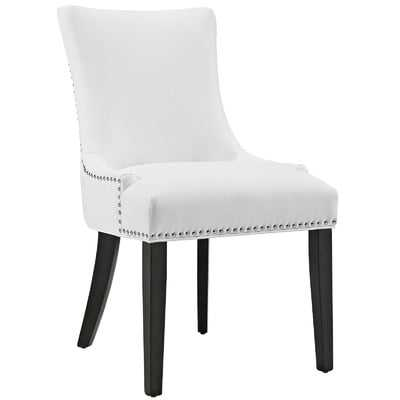 Riyan Vinyl Dining Chair - Wayfair