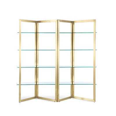 Calabasas Etagere Bookcase - Wayfair
