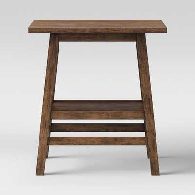 Haverhill Reclaimed End Table Brown - Threshold - Target