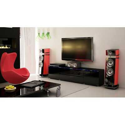 Euphoria TV Stand for TVs up to 88 inches - Wayfair