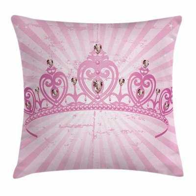 Princess Square Pillow Cover - Wayfair
