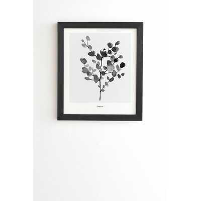 'Watercolor Leaves' Print - Wayfair