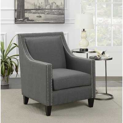 Ketterman Track Armchair - Wayfair