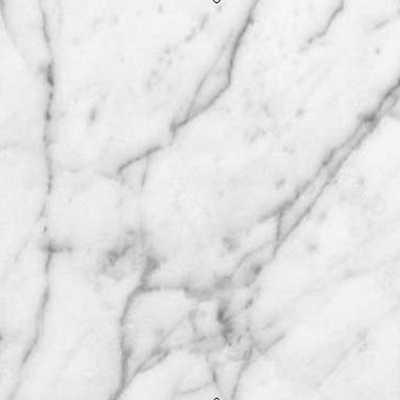 Pegasus 4 in. x 4 in. White Carrara Marble Sample - Home Depot