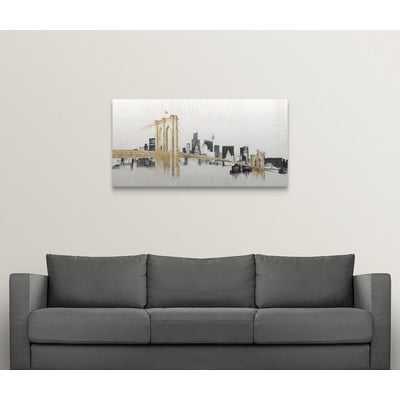'Skyline Crossing' Avery Tillmon Graphic Art Print - Wayfair