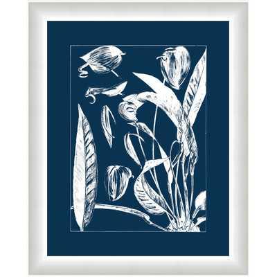 Flora III Framed Graphic Art - Wayfair