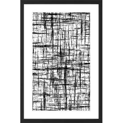 'Aesthetic Singularity' - Picture Frame Graphic Art Print on Paper - AllModern
