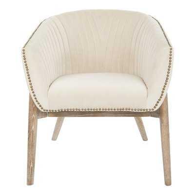Pederson Barrel Chair - Wayfair