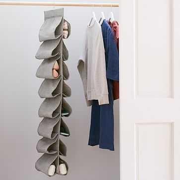 Soft Closet Shoe Storage - West Elm