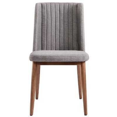 Mayton Mid-Century Upholstered Dining Chair- Set of 2 - Wayfair
