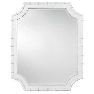 Viet Bamboo Accent Mirror - Wayfair