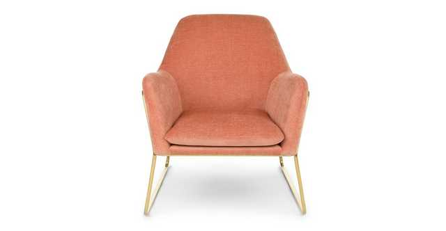 Forma Sunrise Pink Chair - Article