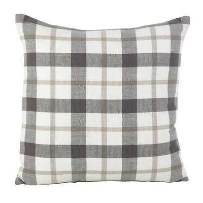 Lucerne 100% Cotton Throw Pillow - Birch Lane
