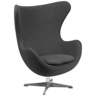 Mankin Swivel Balloon Chair - AllModern