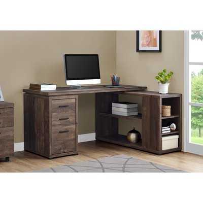 Dousman L-Shape Computer Desk - Wayfair