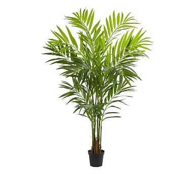 King Faux Palm Tree, 8' - Pottery Barn