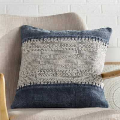 Friedman Cotton Throw Pillow - Birch Lane