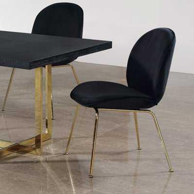 Bhreatnach Upholstered Dining Chair Set/2 - Wayfair