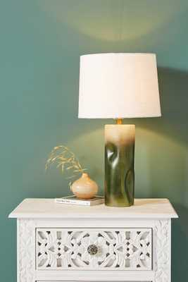 Moss Table Lamp - Anthropologie