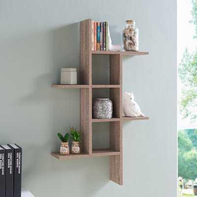 Pavo Cantilever Wall Shelf - Wayfair