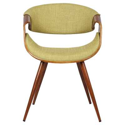 Butterfly Mid - Century Dining Chair - Green - Armen Living - Target