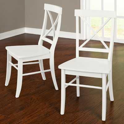 Brookwood Solid Wood Side Chair - Wayfair